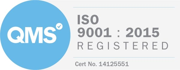 ISO Certification 9001 by QMS