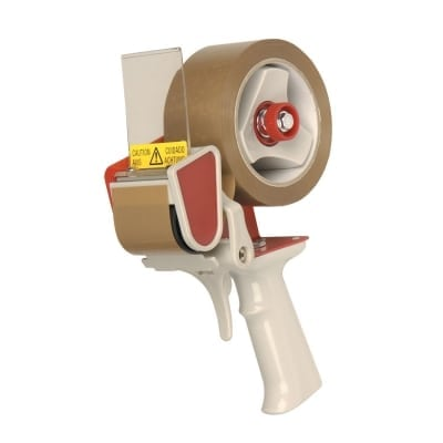 Trigger Operated 50mm Pistol Grip Packing Tape Dispenser