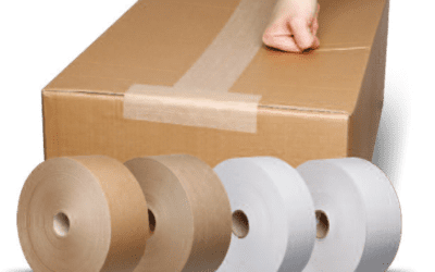 Reduce your Cost per Carton with Water Activated Tape (WAT)